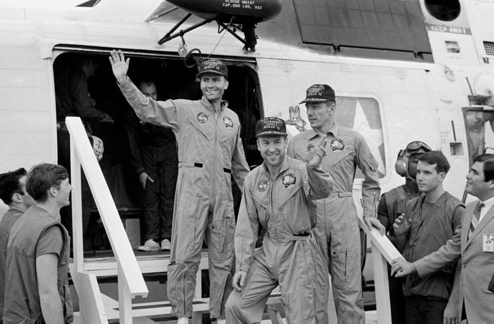 Apollo 13: la celebrazione di un fallimento terminato con successo