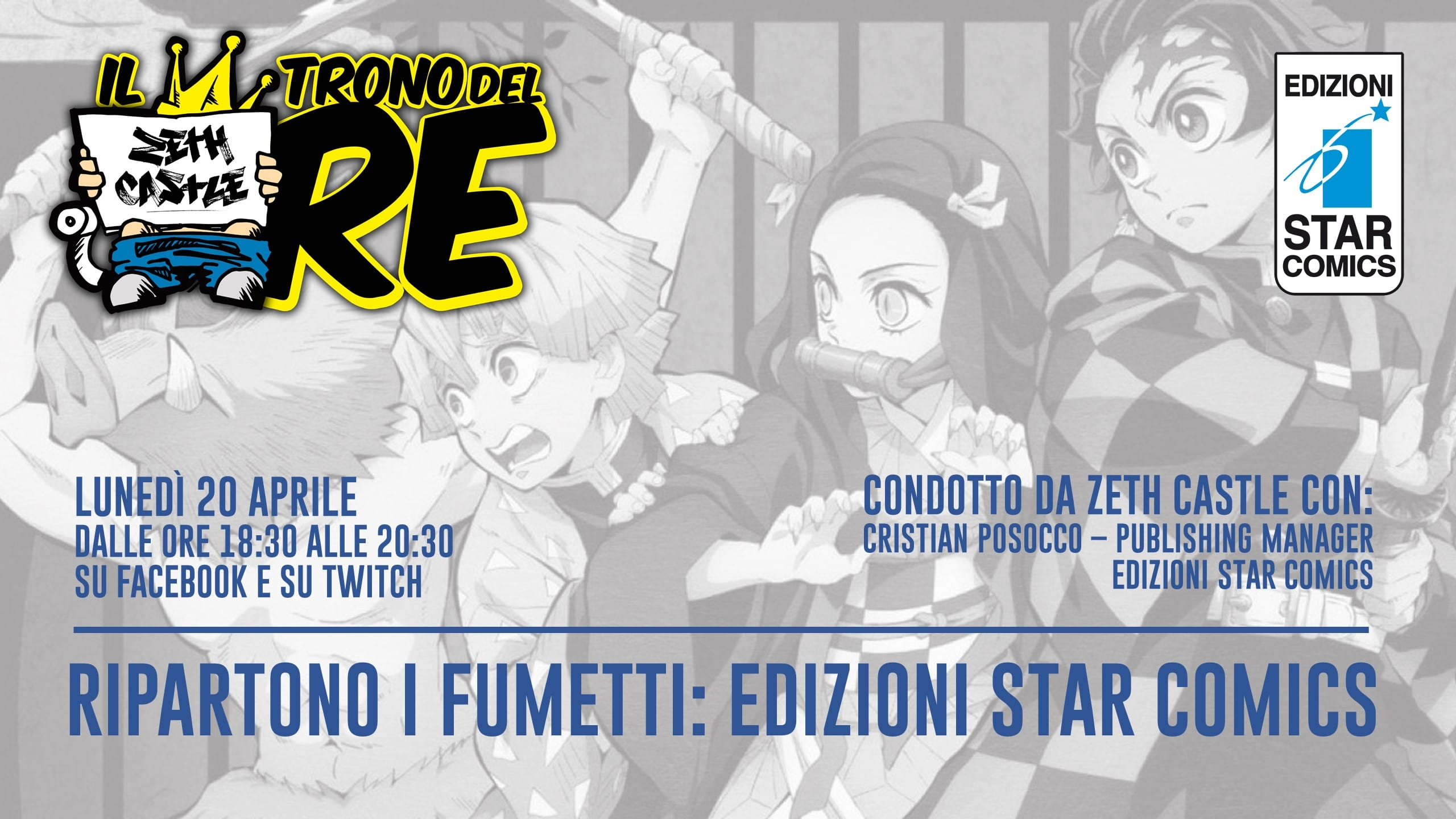 Il Trono del Re Star Comics
