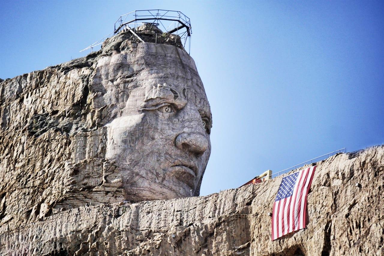 Il Crazy Horse Memorial