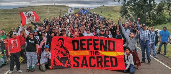 Tribunale blocca l'oleodotto: vittoria per i Lakota Sioux