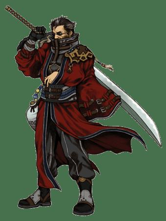 Final Fantasy X - Auron 2
