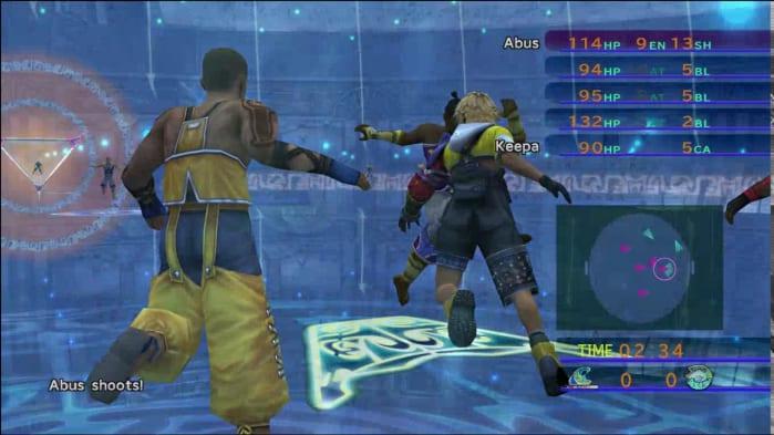 Final Fantasy X - Blitzball