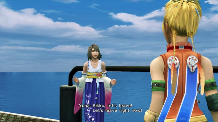 Final Fantasy X - Eternal Calm