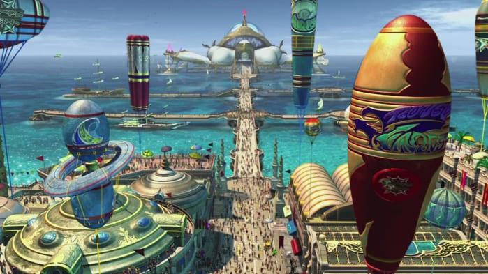 Final Fantasy X - Luka