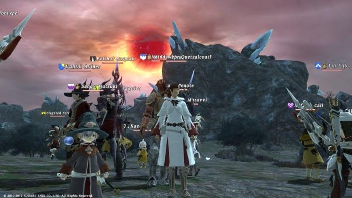 Final Fantasy XIV 1.0