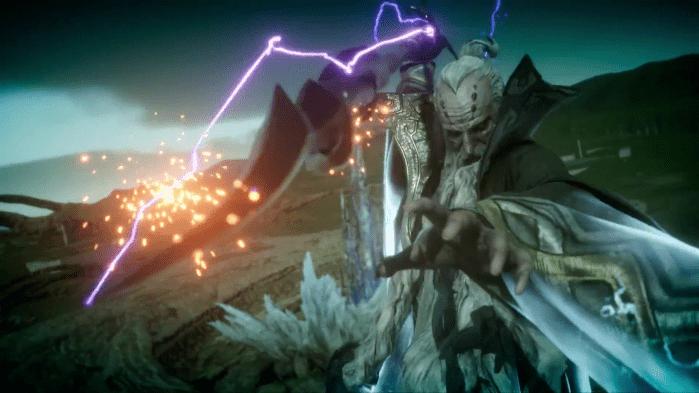 Final Fantasy XV - Ramuh