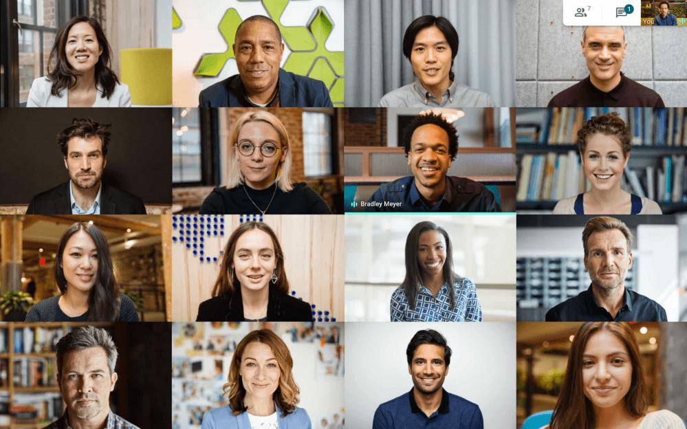 Google Meet, il servizio Premium per videochiamate gratis per tutti