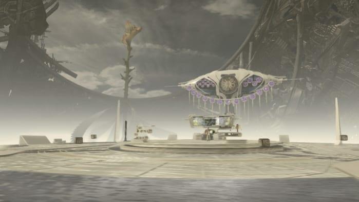 Lightning Returns FFXIII - the ark