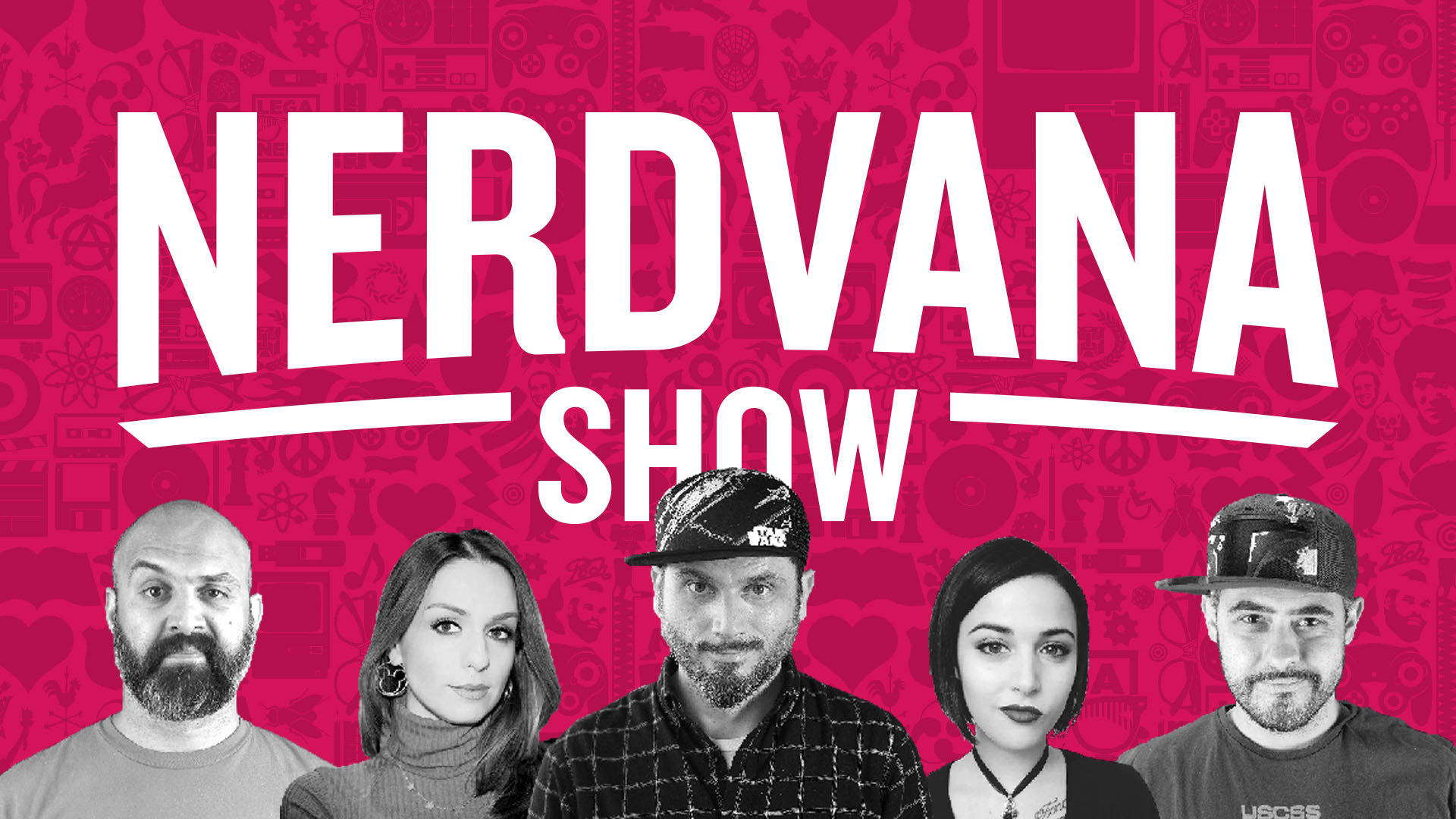 Nerdvana Show 01: Disney Plus