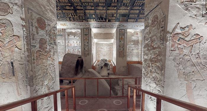 tomba del faraone