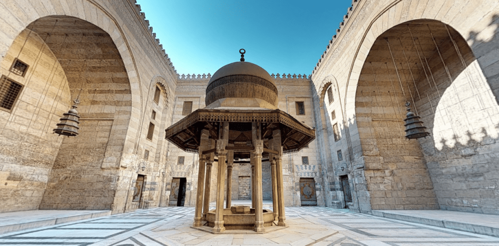 moschea madrasa