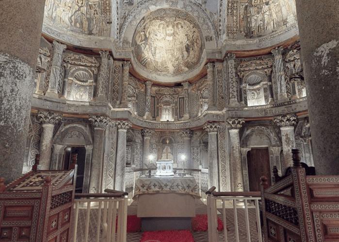 monastero copto