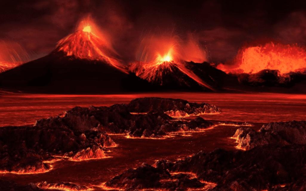 Vulcani del Triassico: sono stati loro a rendere il clima rovente