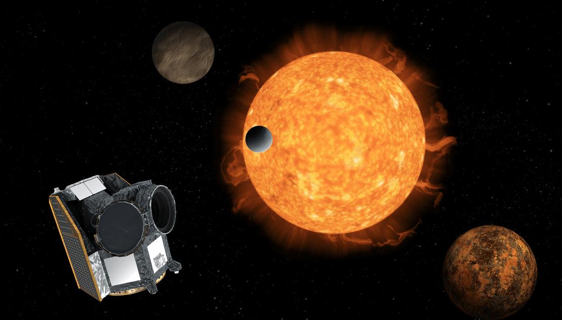 CHEOPS: il cacciatore di pianeti entra in azione