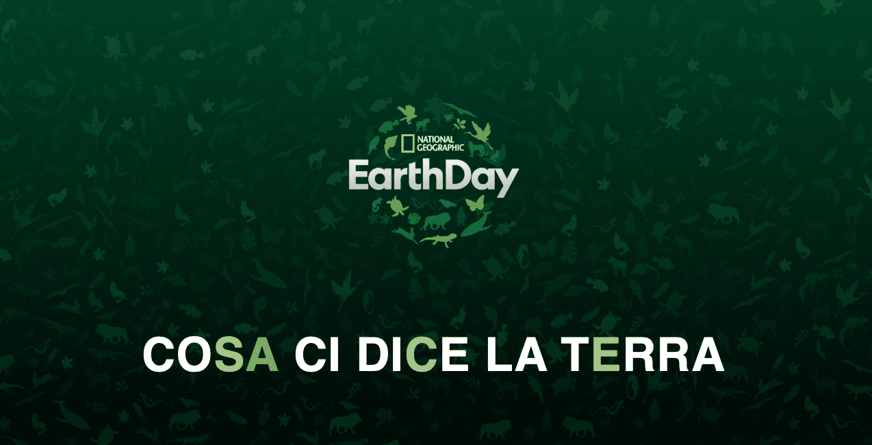Earth Day 2020: 7 ore di live streaming con National Geographic