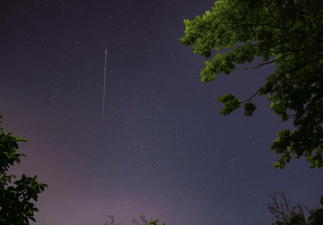 Liridi: le stelle cadenti di aprile