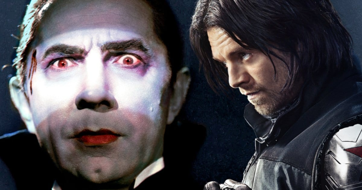 Sebastian-Stan vuole interpretare Dracula