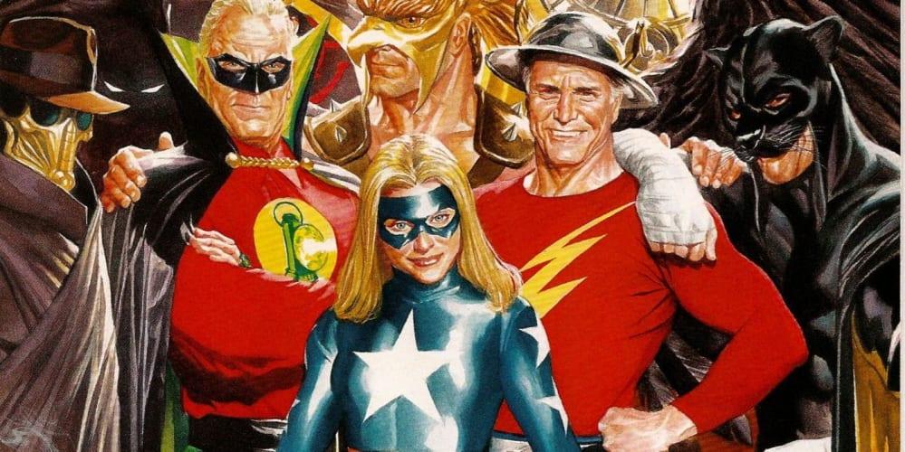 Stargirl Flash Lanterna Verde