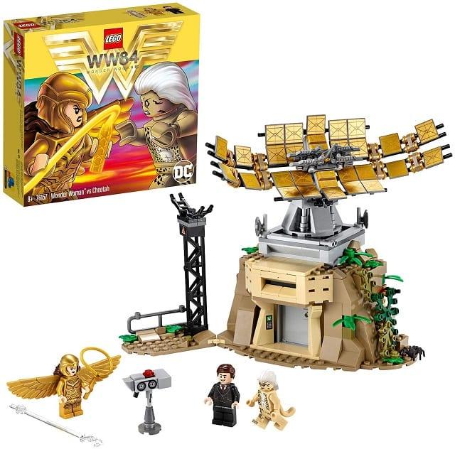 Wonder Woman 1984 Lego set