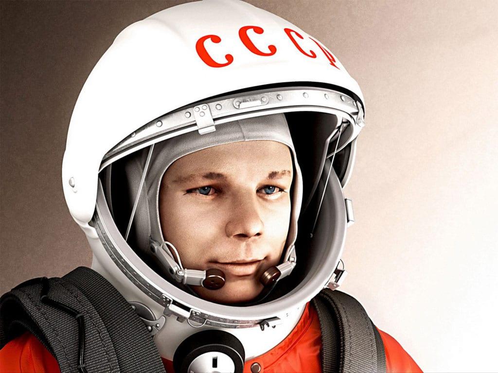 Jurij Gagarin il primo uomo nello spazio