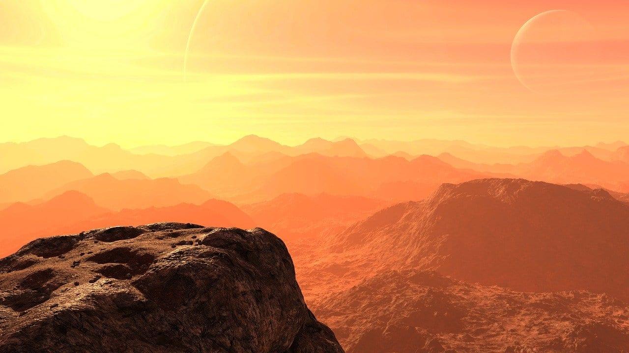 Allan Hills: il meteorite che conferma una possibile abitabilità di Marte