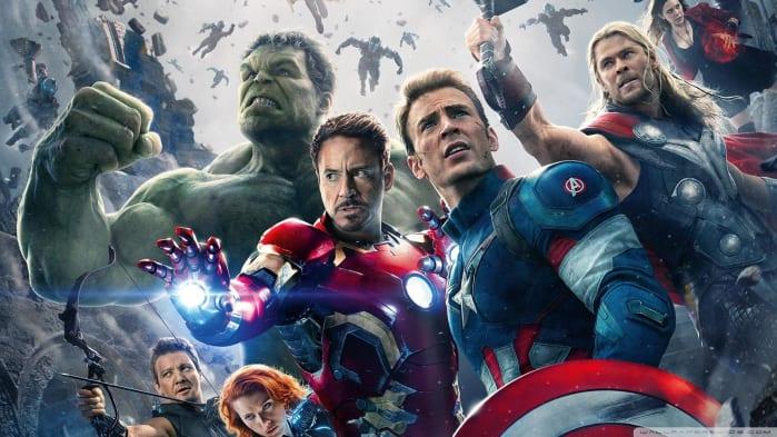 Marvel su Disney+ Avengers