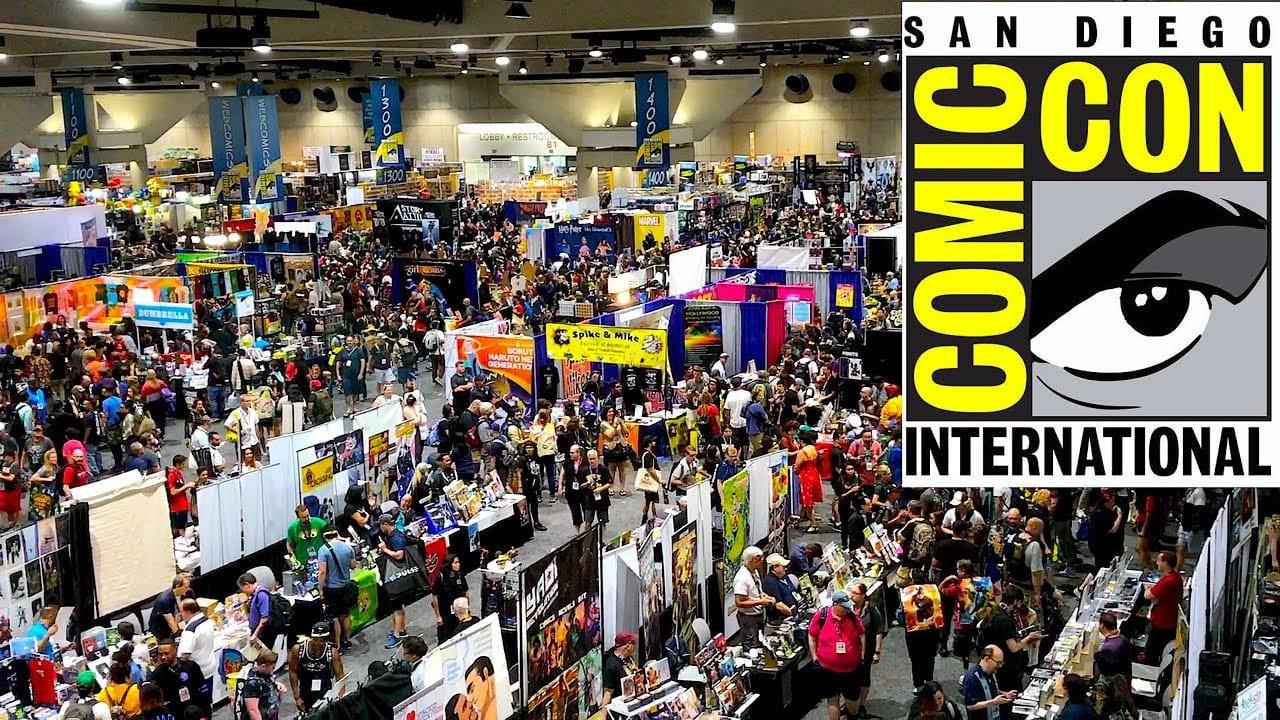 Comic-Con 2021: annunciate le date per gli eventi in presenza