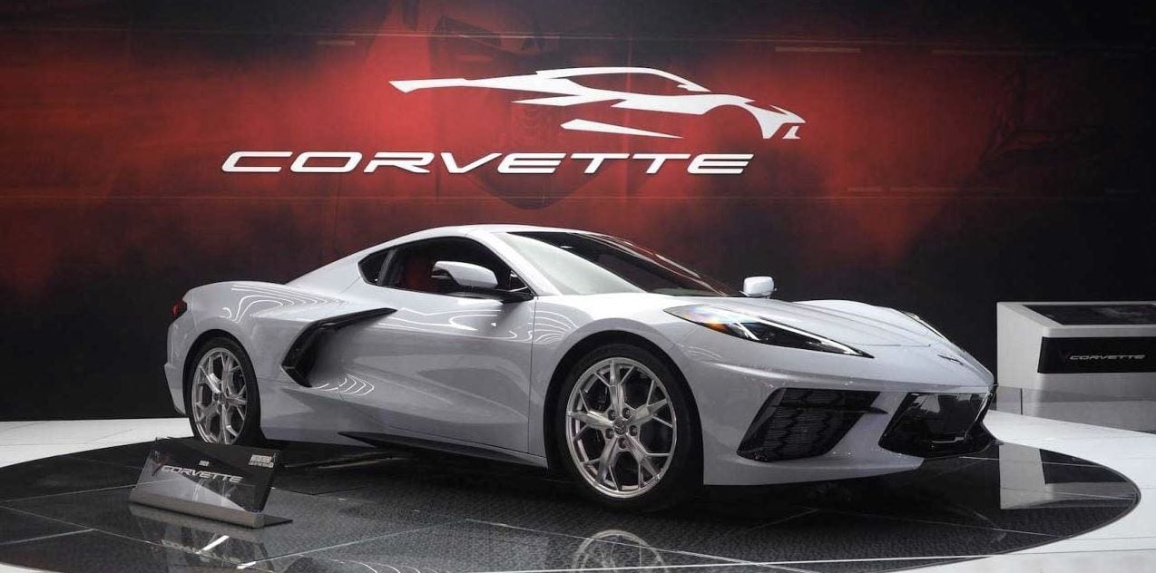 """Chevrolet sta lavorando ad una Corvette """"Zora"""" ibrida da 1.000CV"""