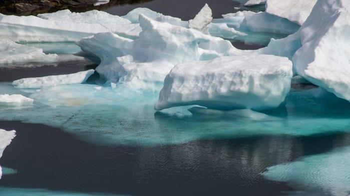 Groenlandia ghiacci