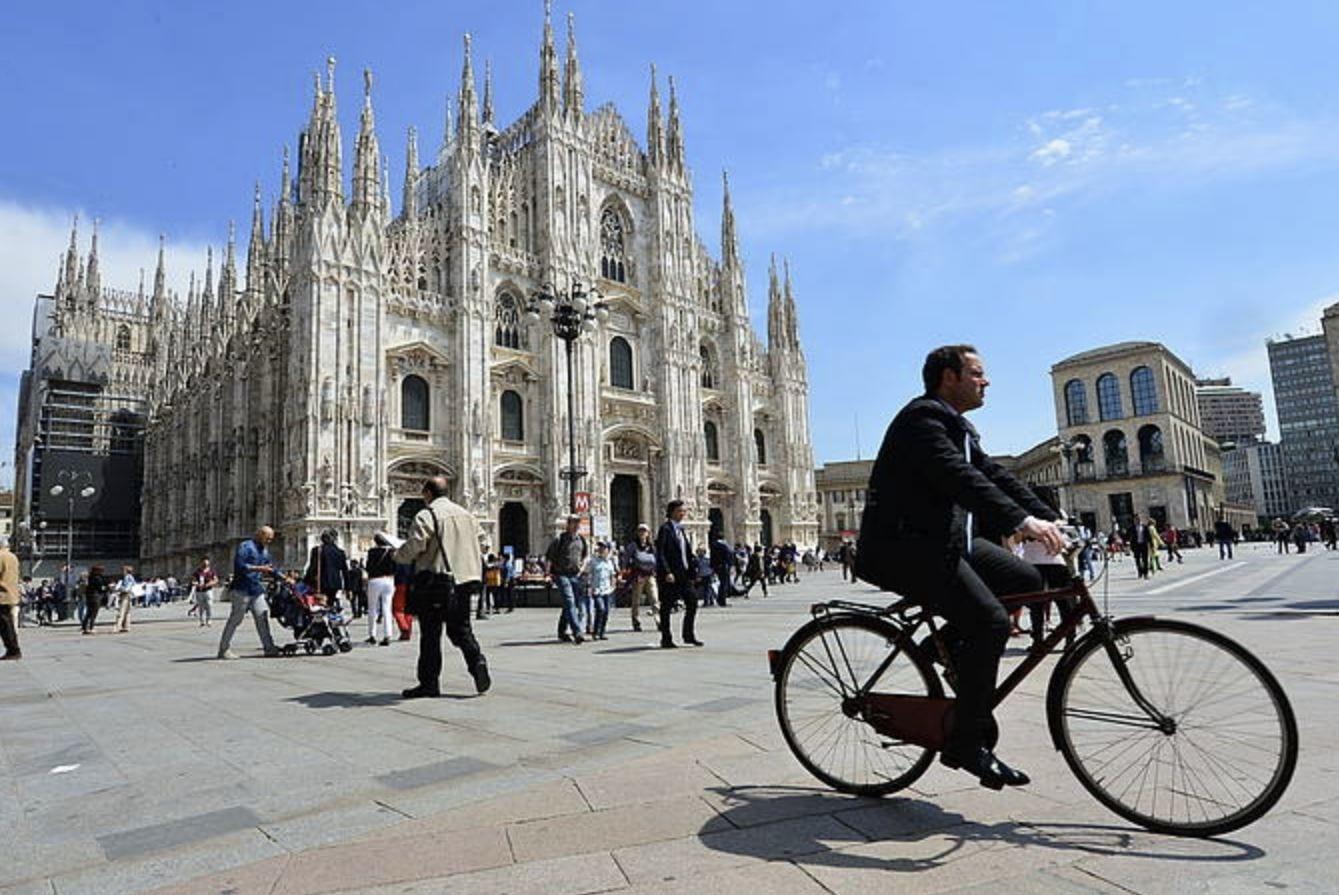 Strade Aperte, Milano restituirà 35Km di strada a pedoni e ciclisti