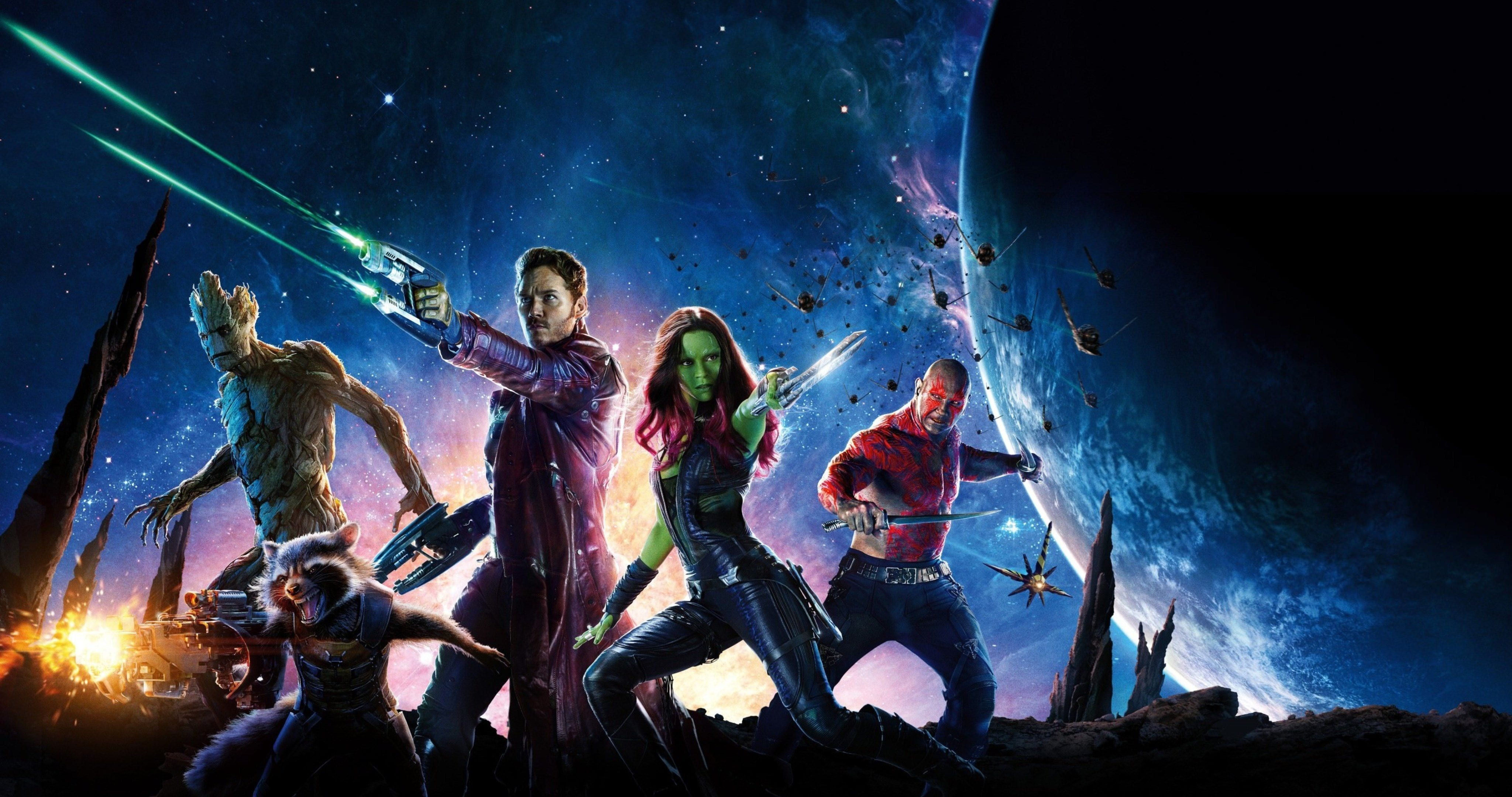 Marvel su Disney+ Guardiani della Galassia