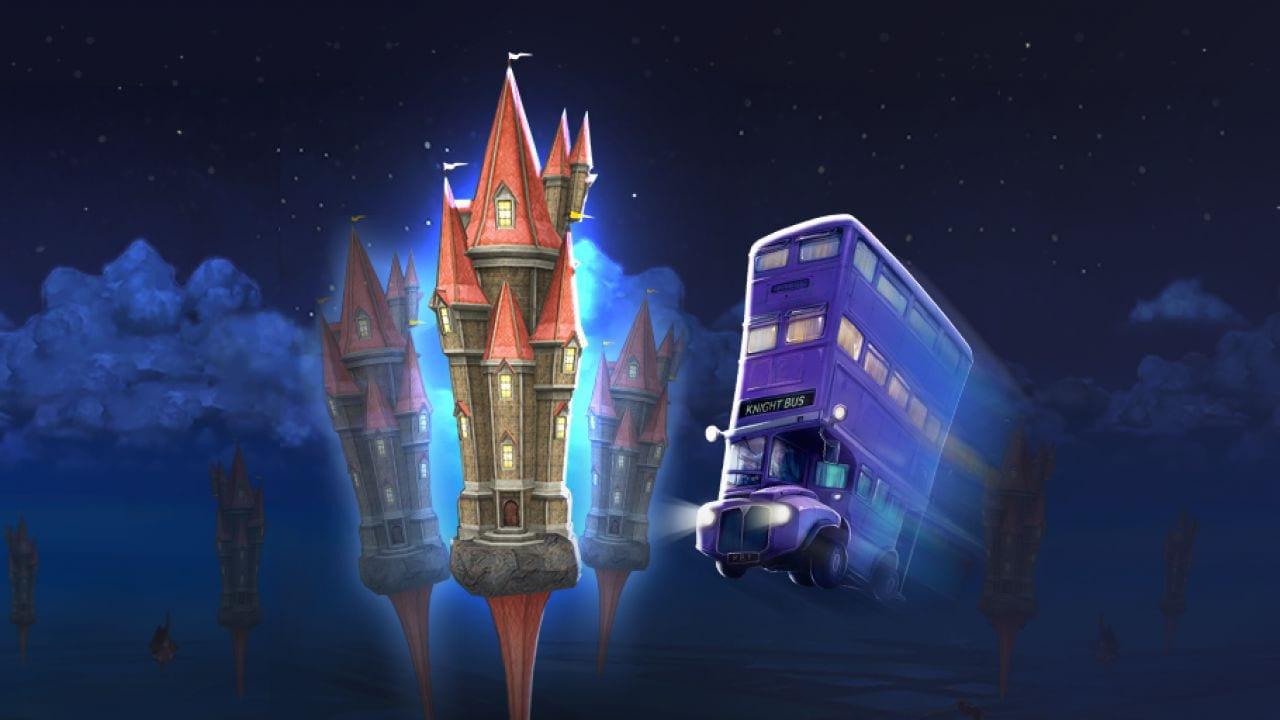 Harry Potter: Wizards Unite introduce il Nottetempo per permettere agli utenti di giocare da casa
