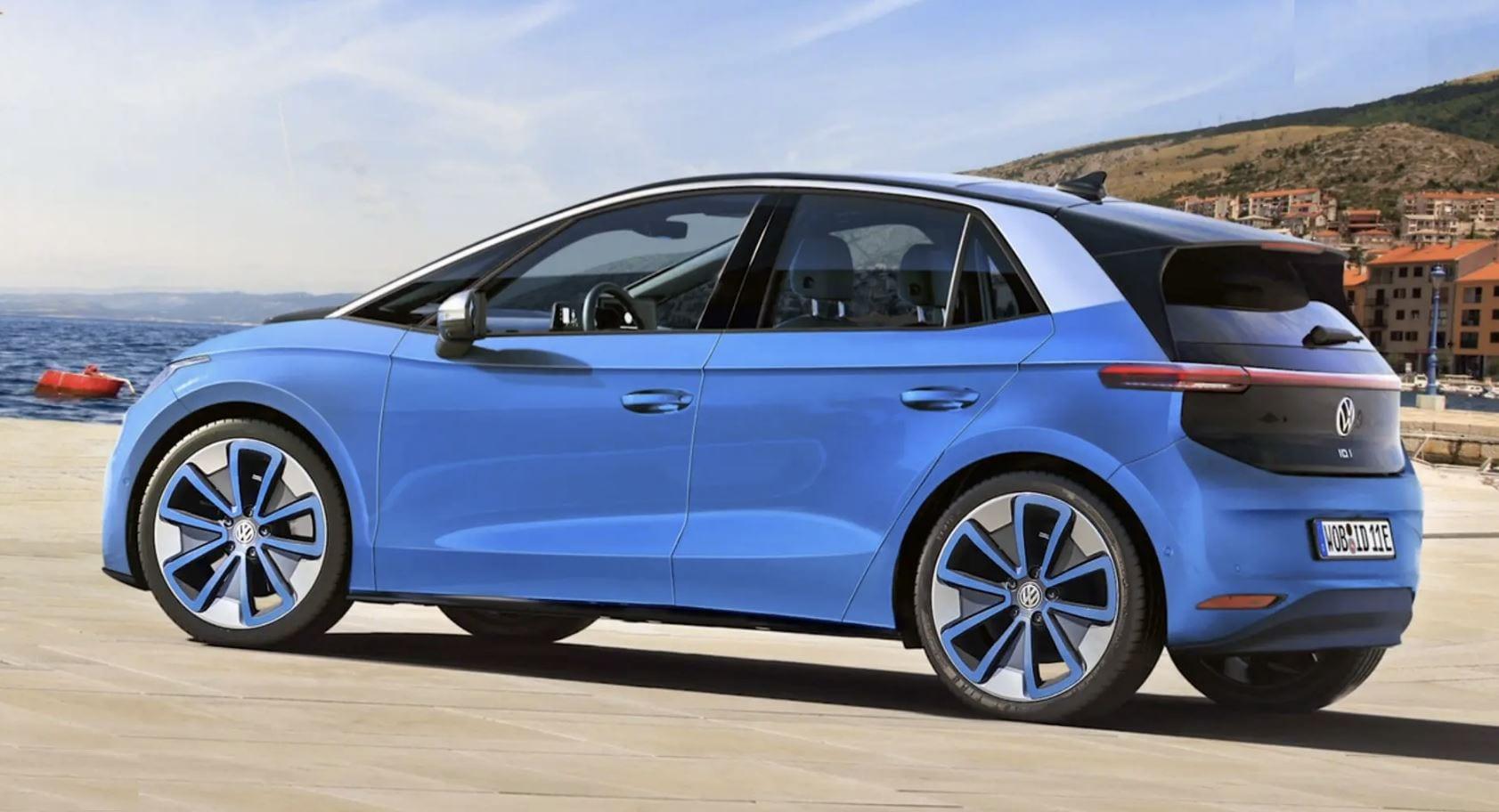 La Volkswagen ID.1 potrebbe partire da meno di 20.000 euro