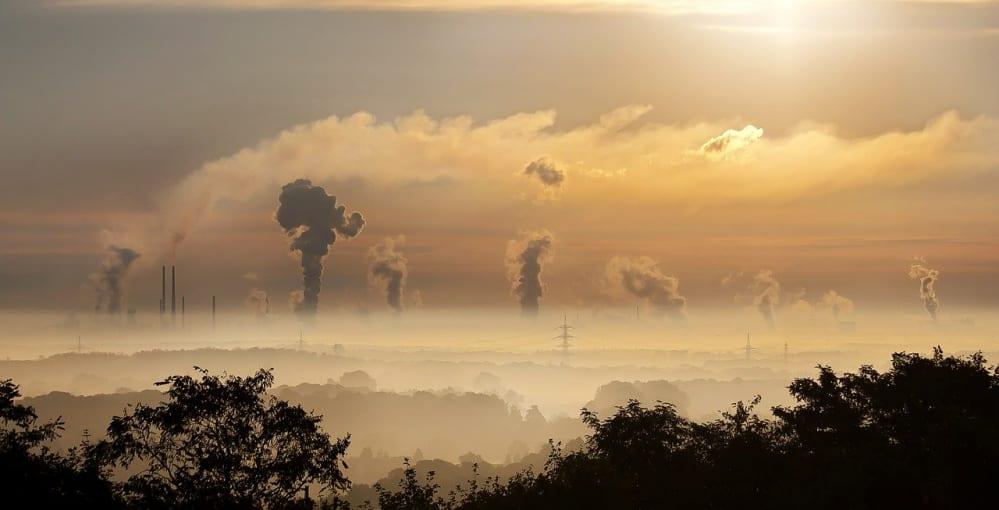 industria e smog