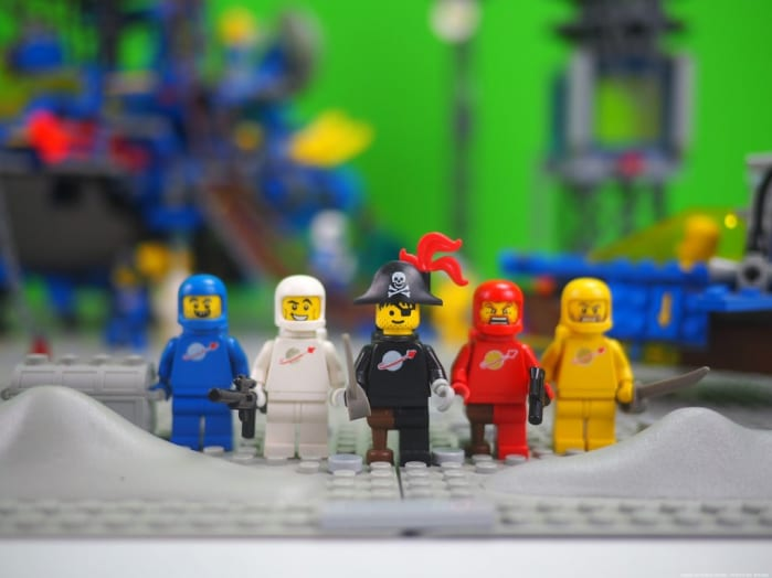 LEGO Space Pirates