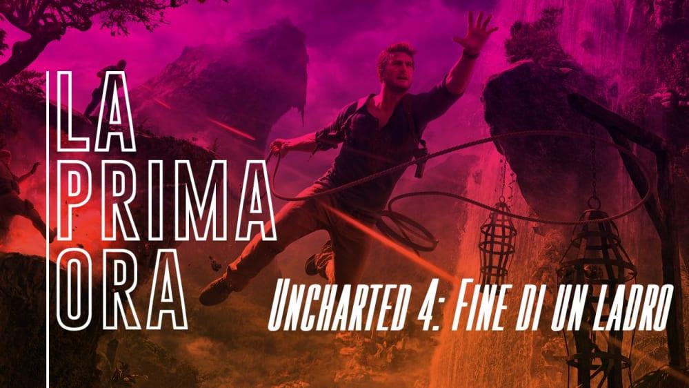 laprimaora Uncharted 4