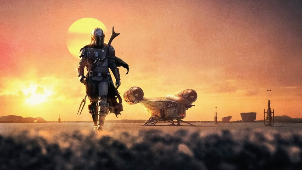 Star Wars Disney+ The Mandalorian