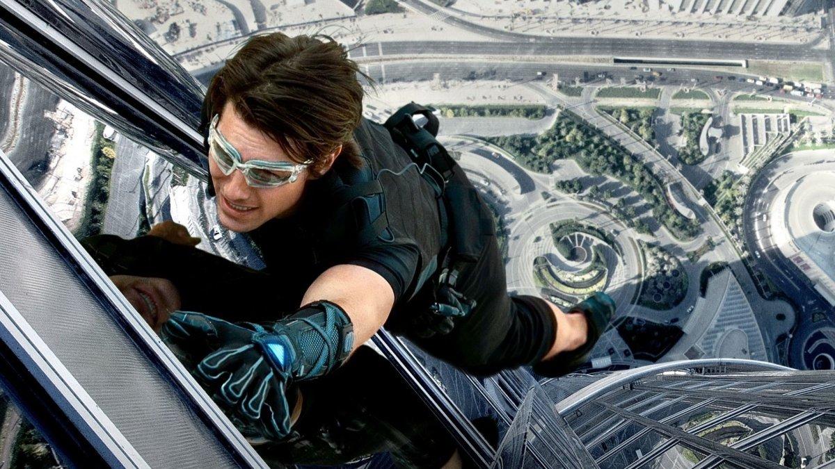 Migliori film Netflix Mission: Impossible Protocollo Fantasma