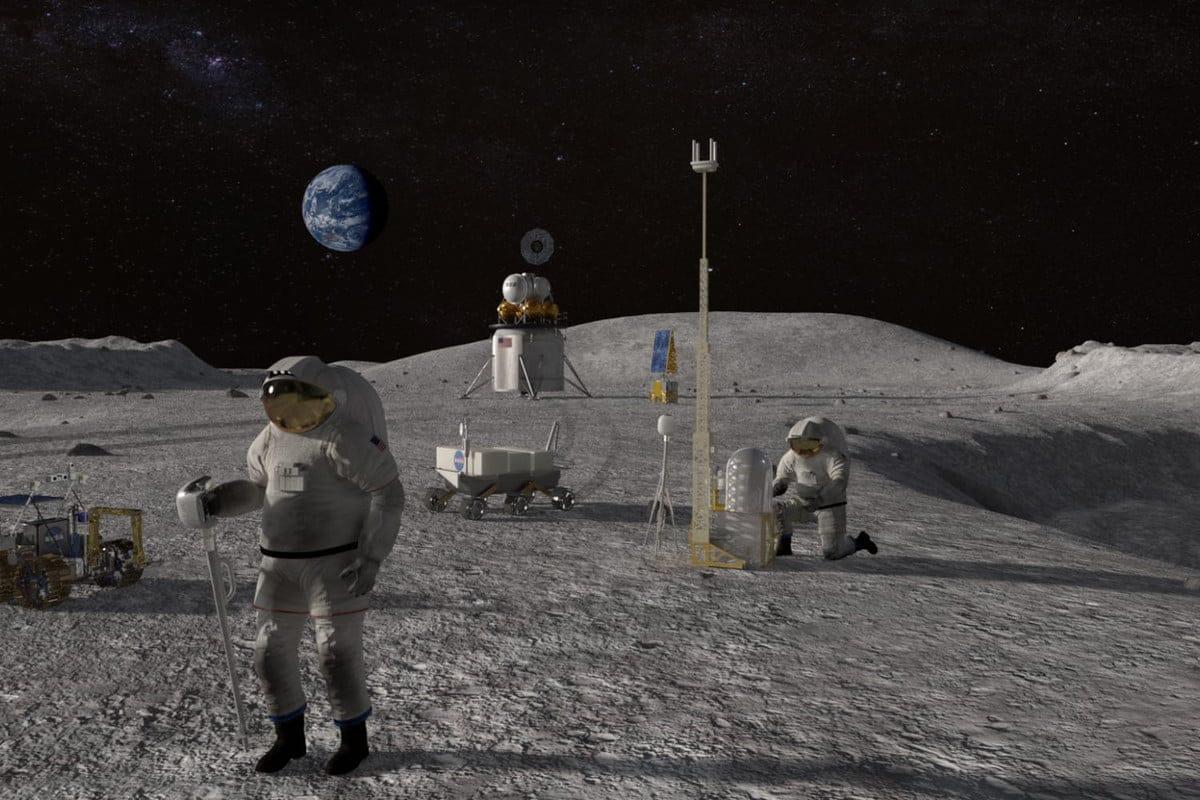 NASA, la diatriba tra SpaceX e Blue Origin potrebbe portarle nuovi soldi