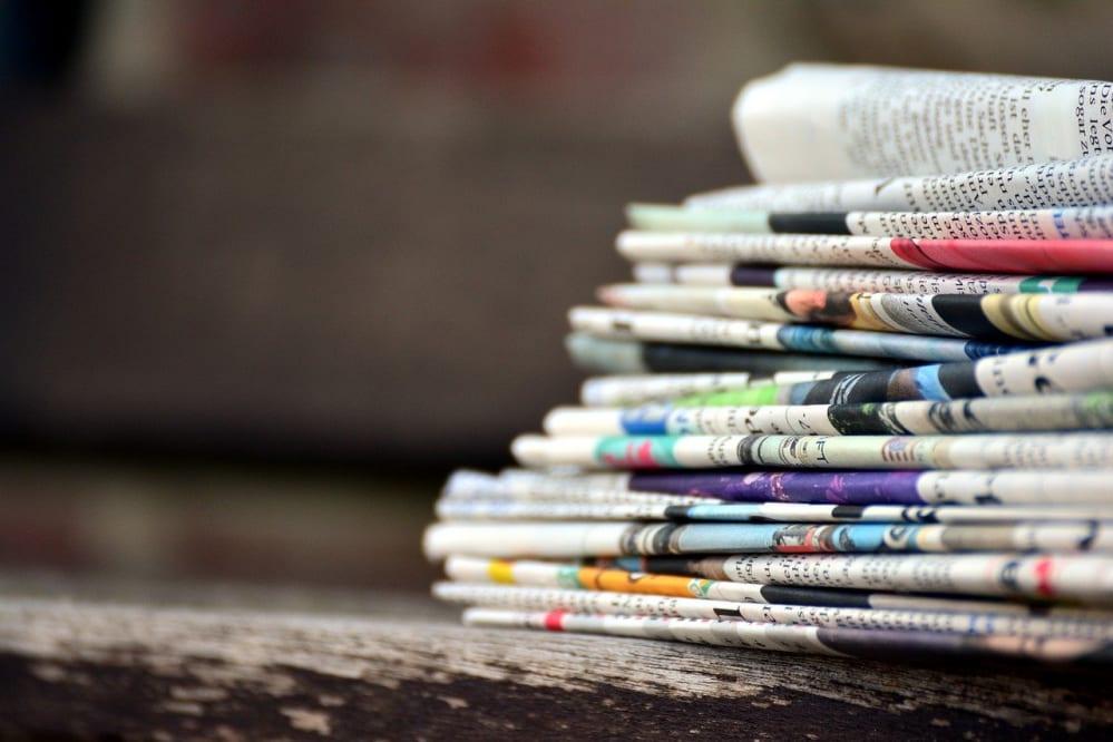 giornali quotidiani