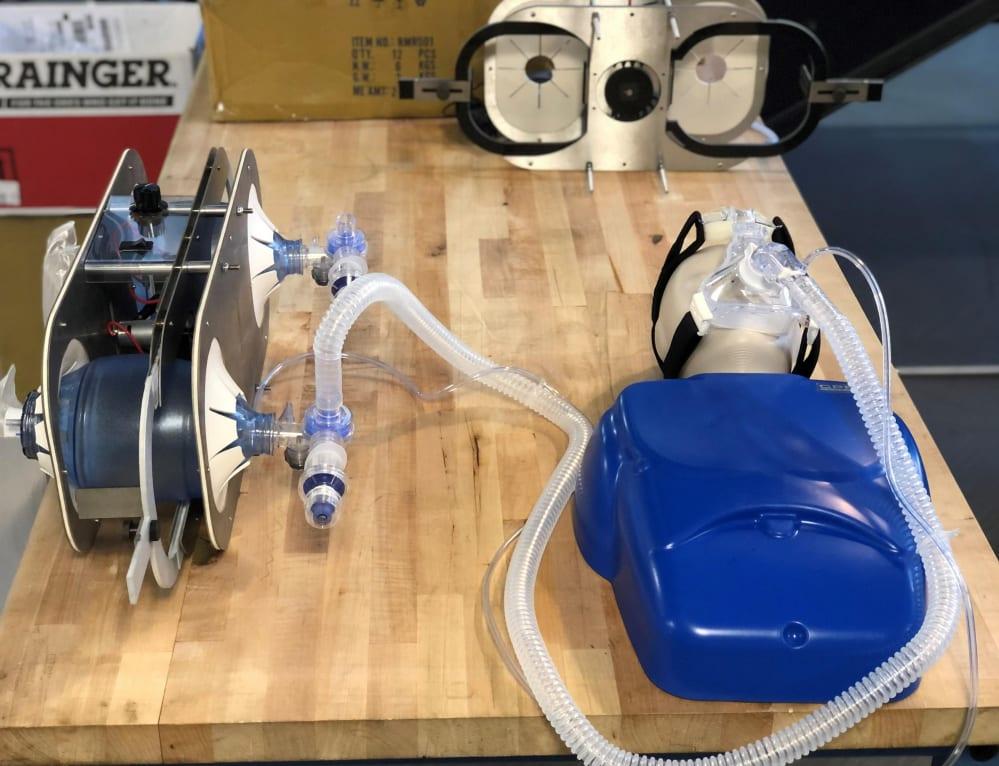 respiratore primo soccorso