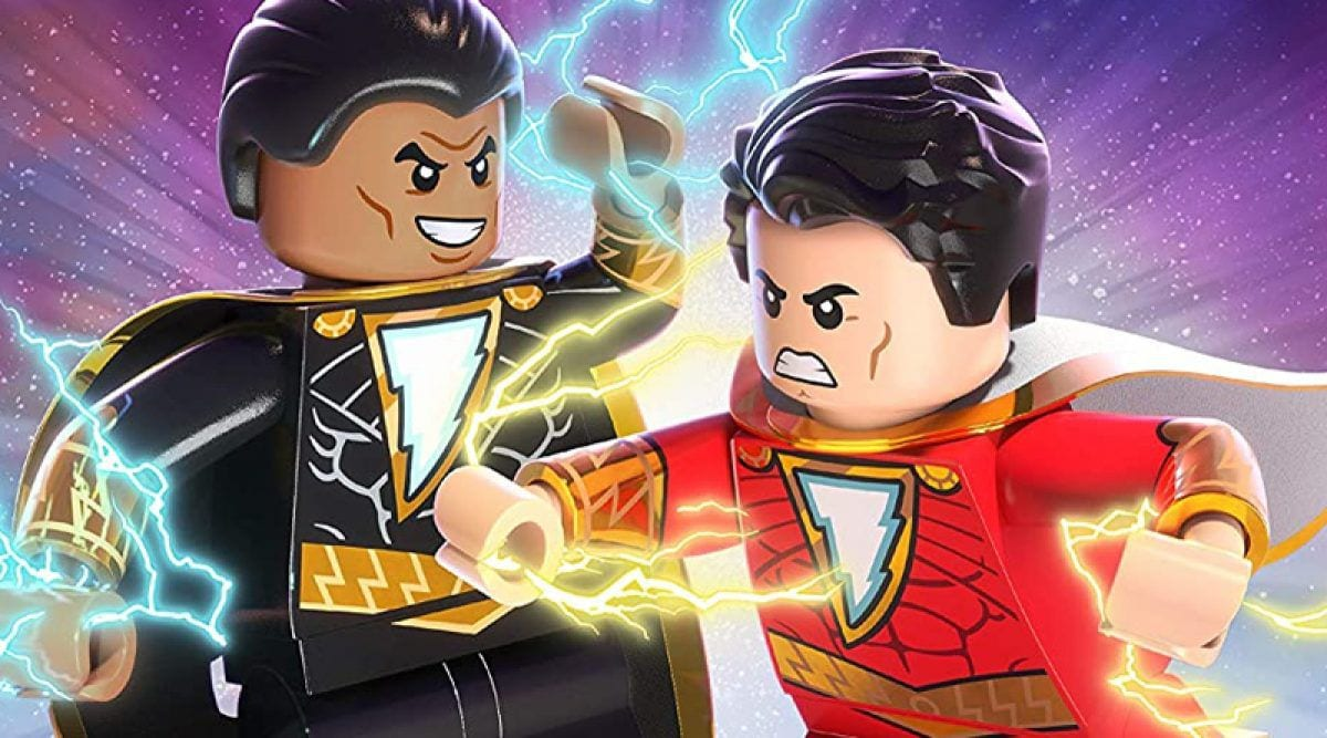 Shazam! Magic and Monsters - ecco il trailer del film LEGO DC