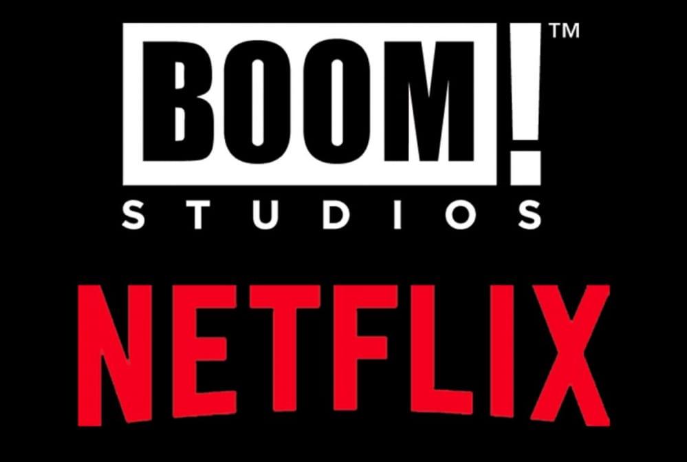 BOOM! Studios, Netflix