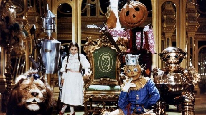 film nostalgici, Nel fantastico mondo di Oz