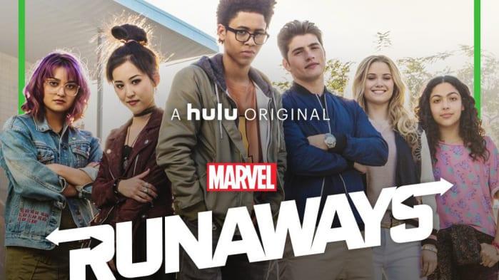 Marvel su Disney+ Runaways