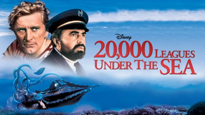 film nostalgici, 20.000 leghe sotto i mari