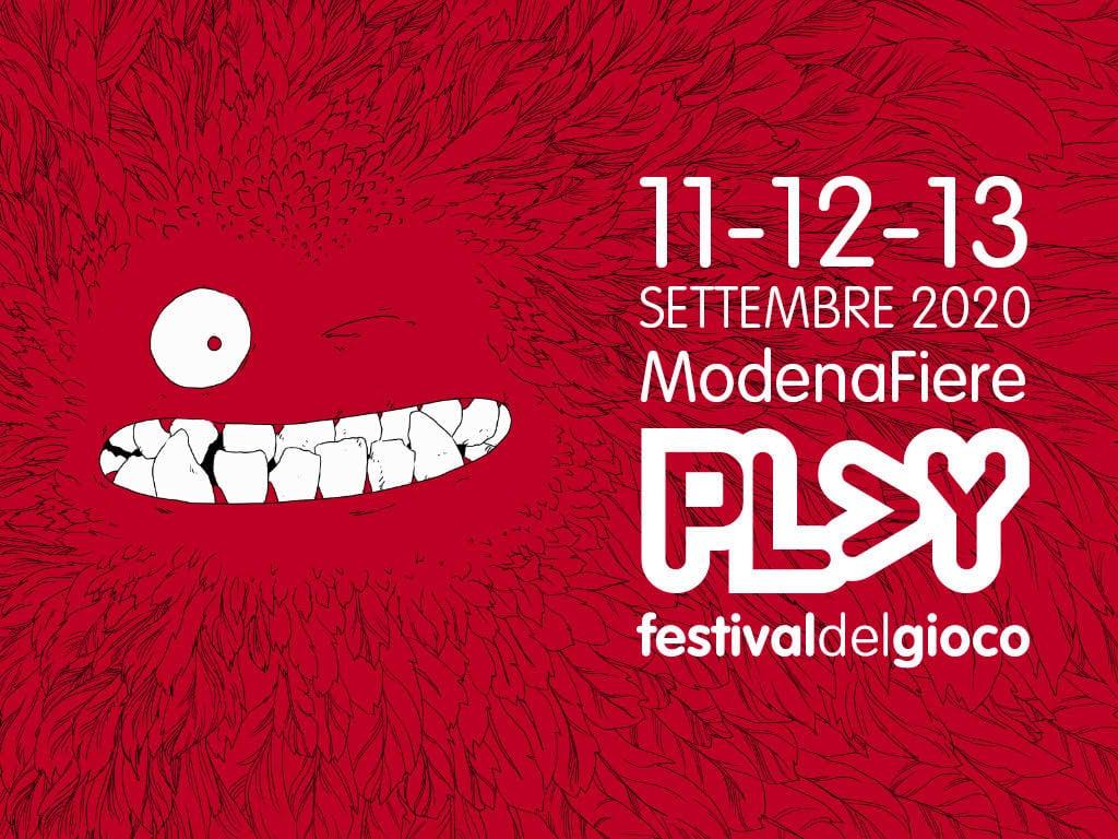 Modena Play 2020 rimandato all'11-12-13 settembre
