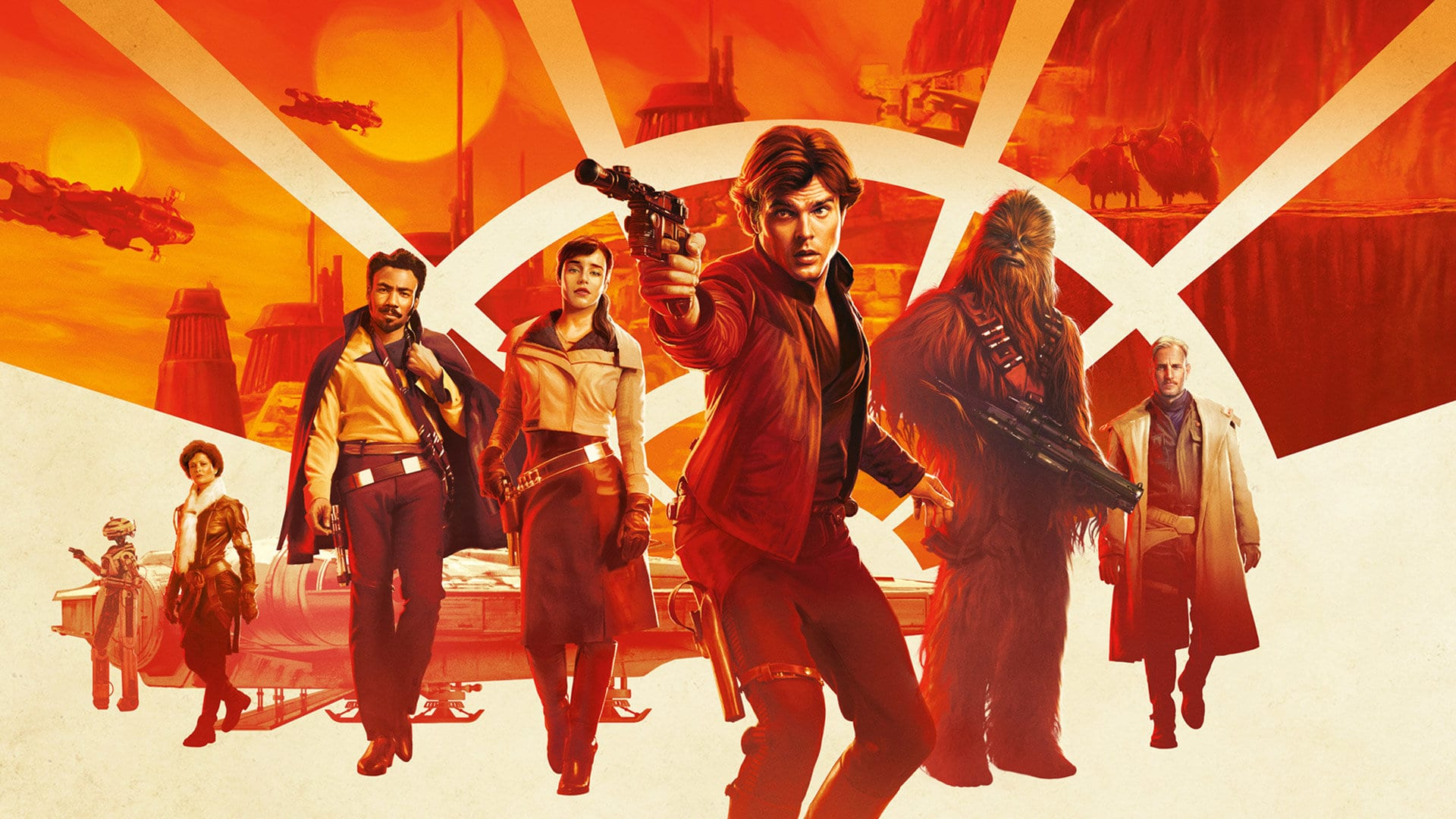 Solo: possibile un sequel dello spin-off di Star Wars su Disney+?