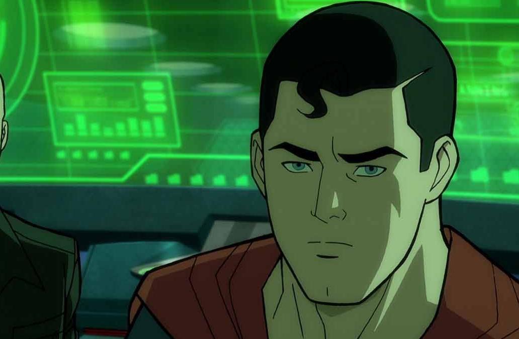 Superman: Man of Tomorrow - la prima immagine del nuovo film animato