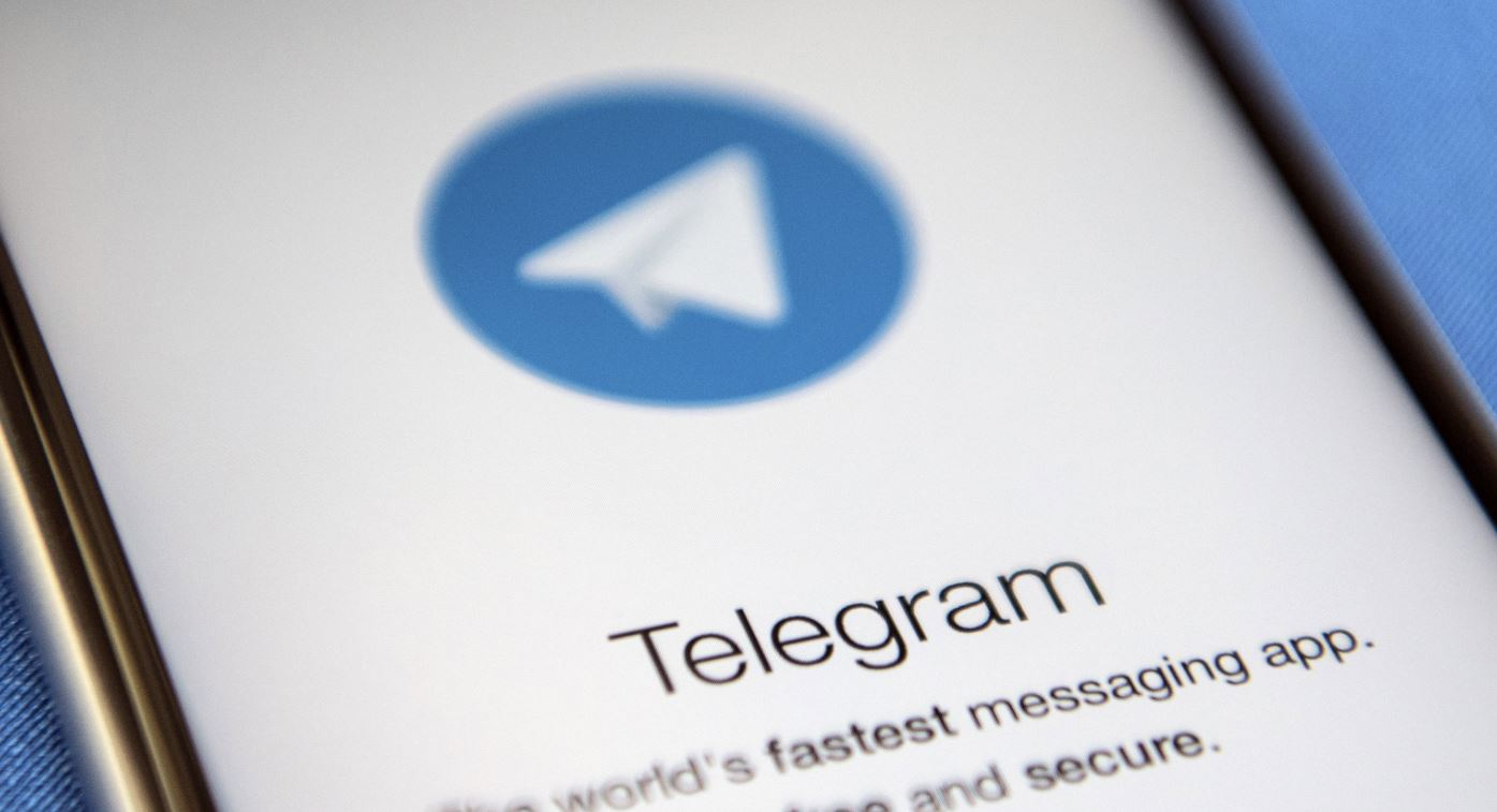 Telegram: video call di gruppo pronte alla partenza
